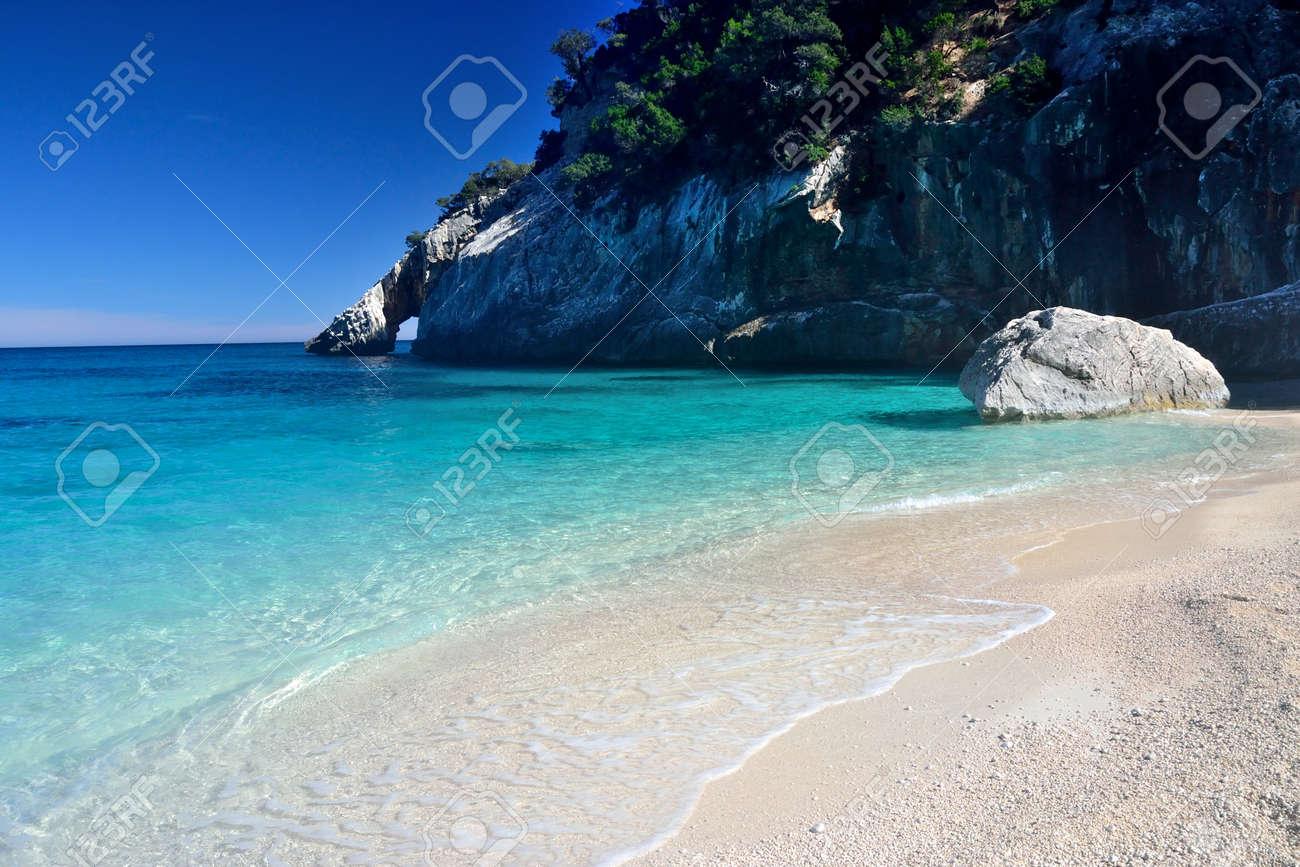 Beach of Cala Goloritz - 130802601