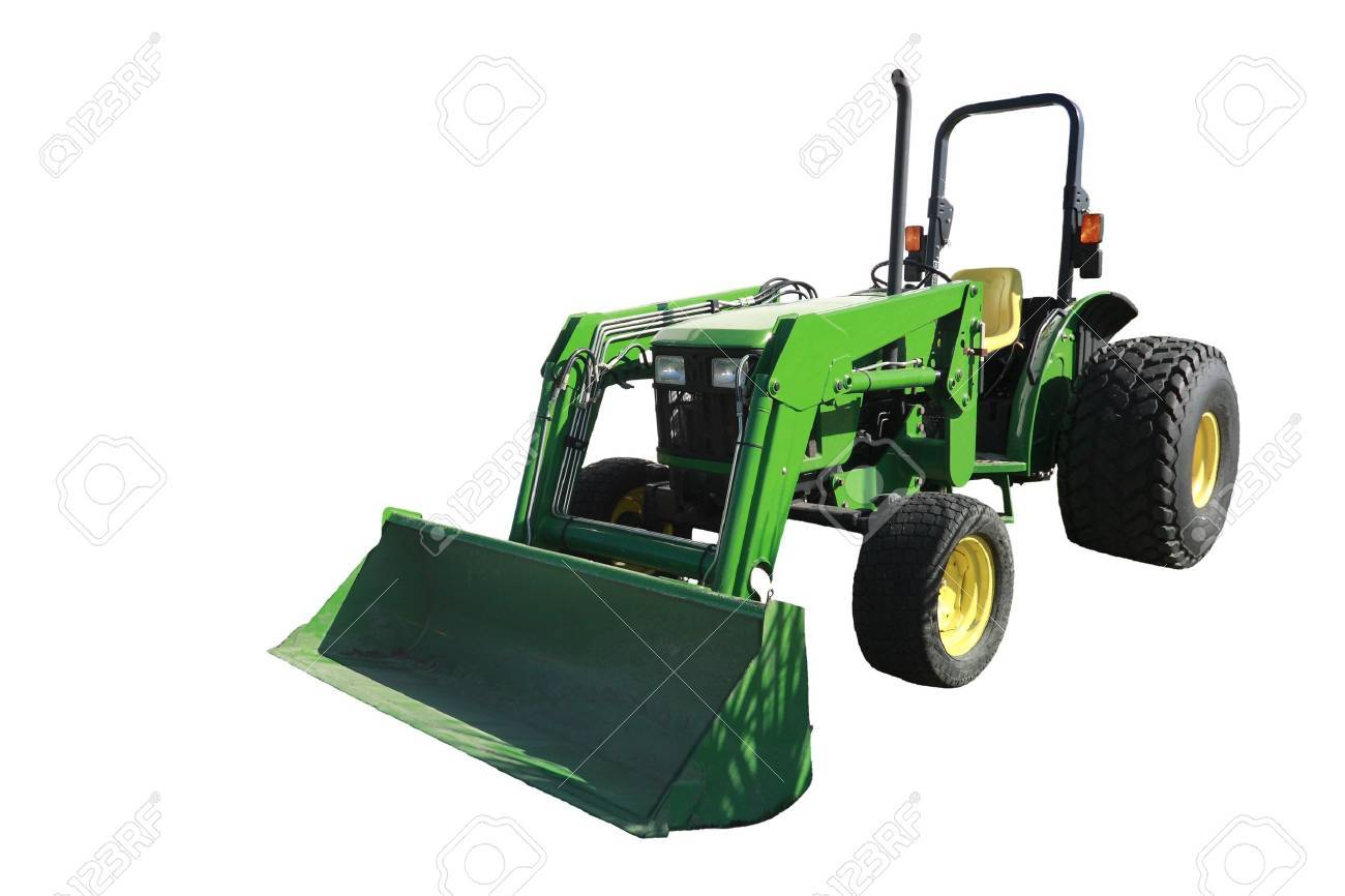 Front loader Stock Photo - 4466597