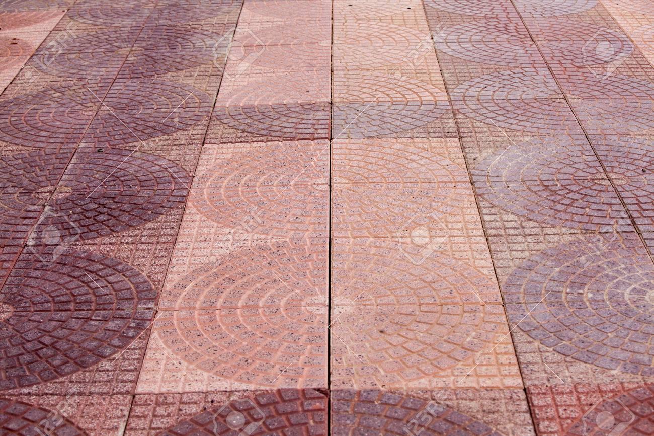 Bodenfliesen Textur Fussweg Lizenzfreie Fotos Bilder Und Stock