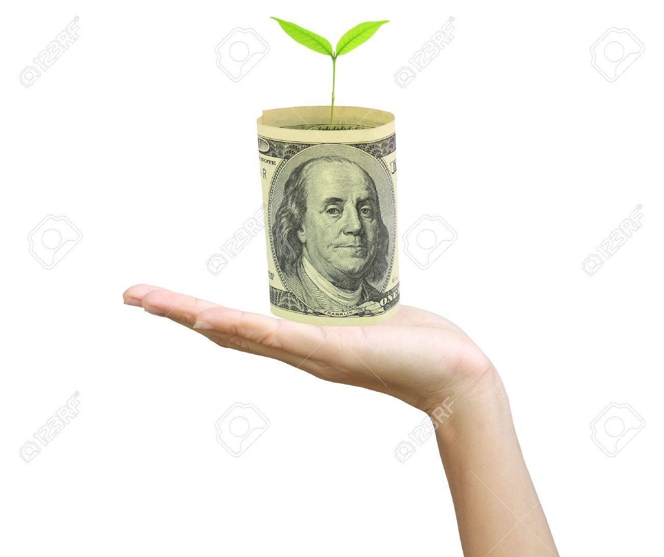 Saving money concept Stock Photo - 9730936