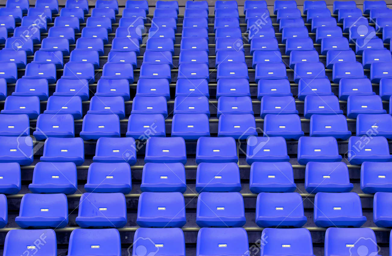 Stadium Chair Photo Picture And Royalty Free Image Image – Chair for Bleachers