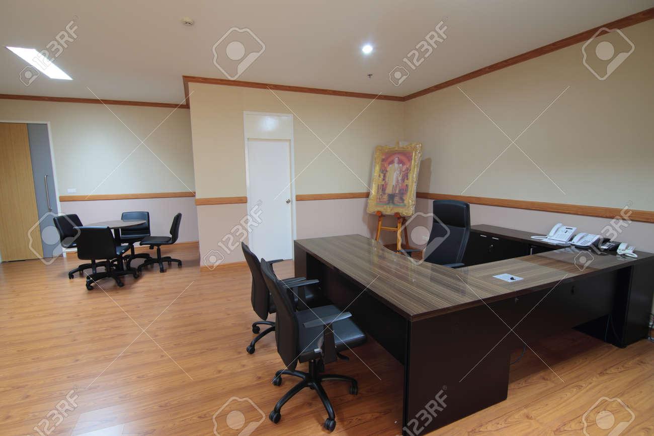 De nouvelles idées de décoration intérieure moderne de bureau