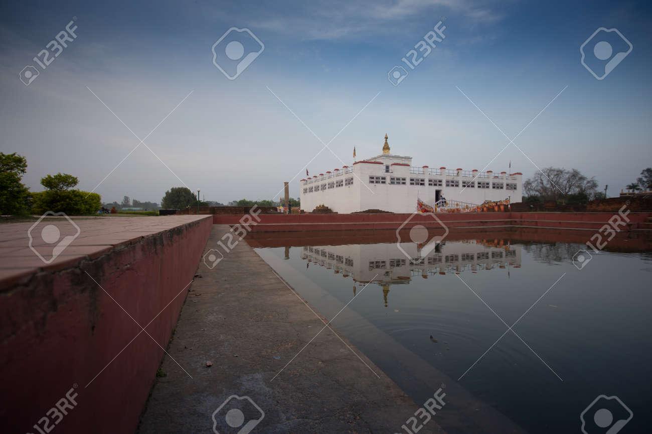 gautama buddha born place