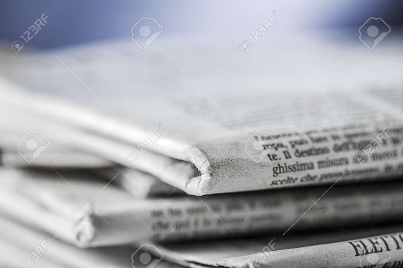 newspaper,document for information - 15587025