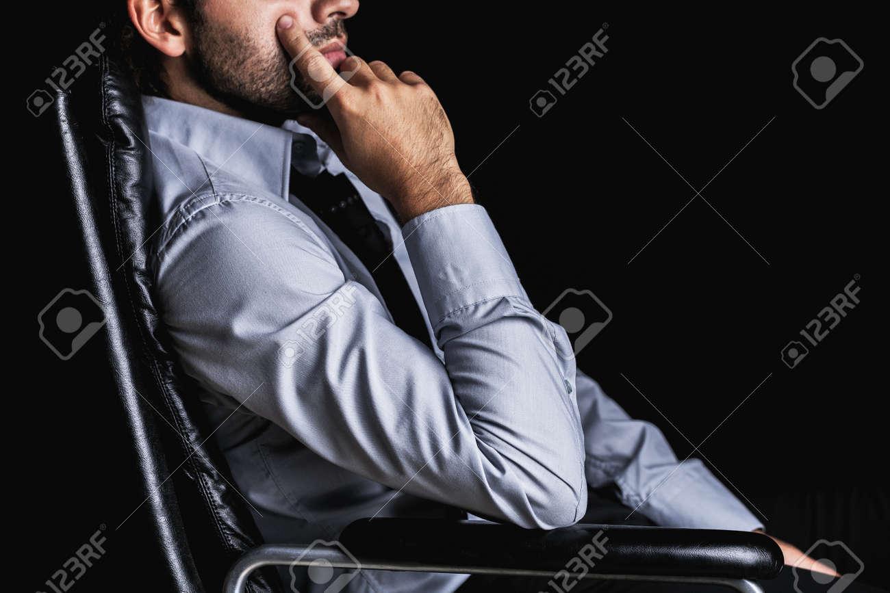 businessman in office - 16173980