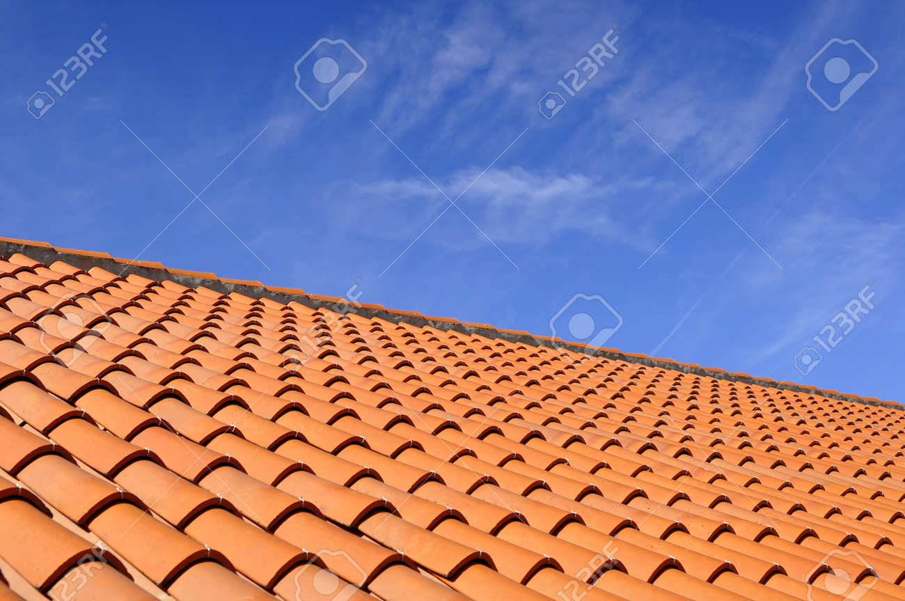 Ceramic Roofing Tiles Images Tile Flooring Design Ideas Orange Roof Tiles  Made From A Ceramic Material