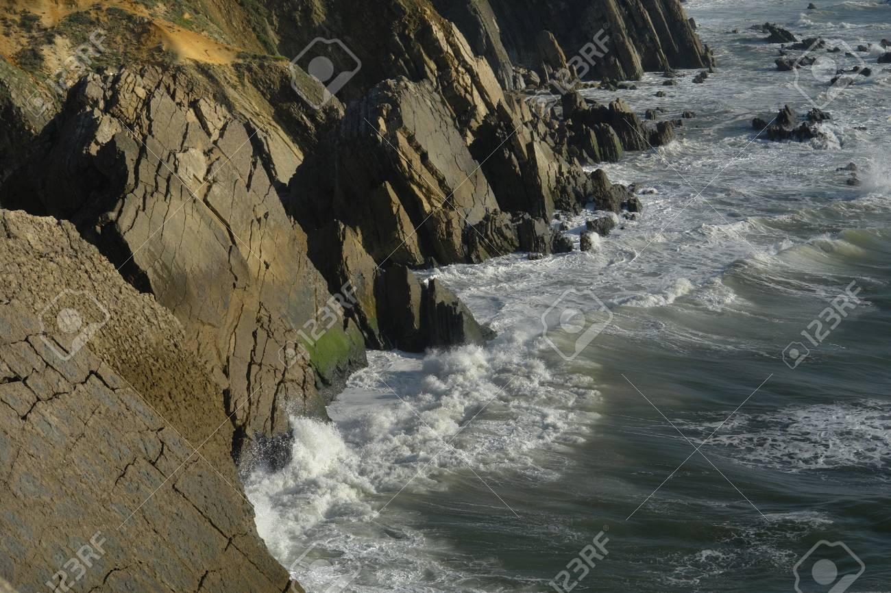 portuguese coastal view Stock Photo - 635684