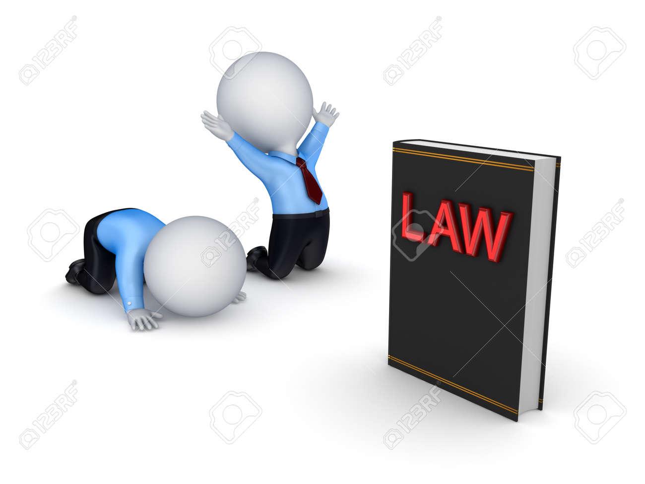 Law concept Stock Photo - 14097380