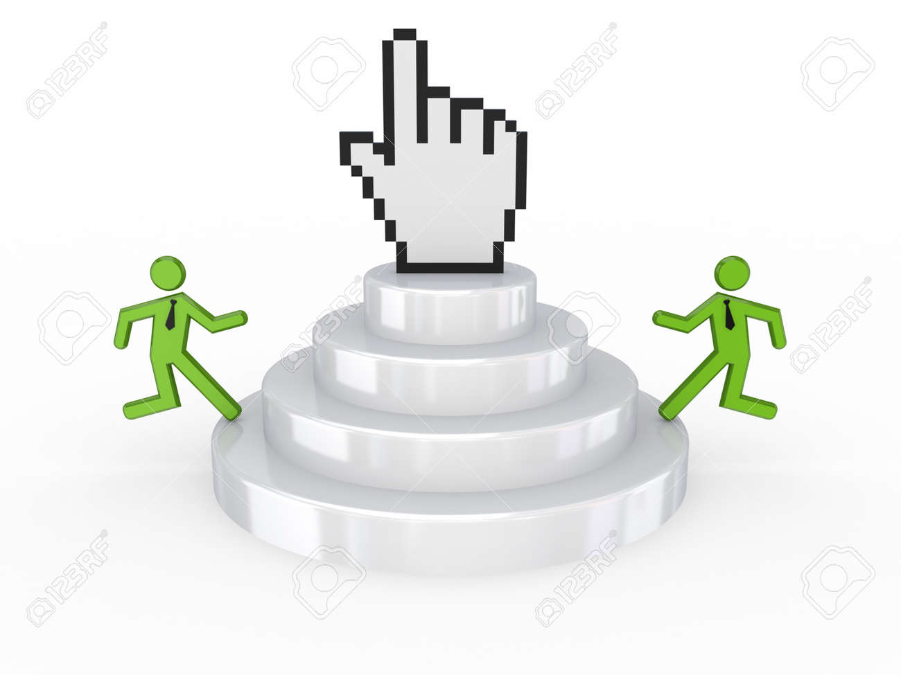 Leadership concept Stock Photo - 14380057