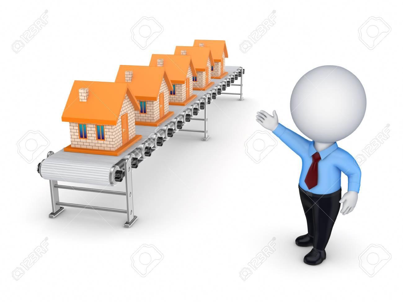 Real estate concept Stock Photo - 15614425
