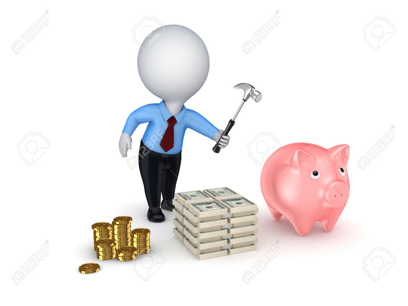 Investment concept Stock Photo - 15623473