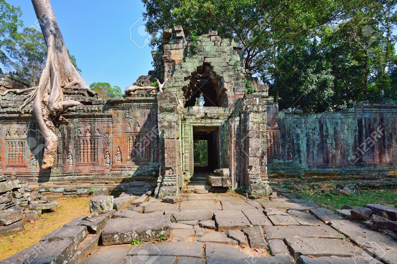 プリヤ ・ カーン寺院, シェムリ...