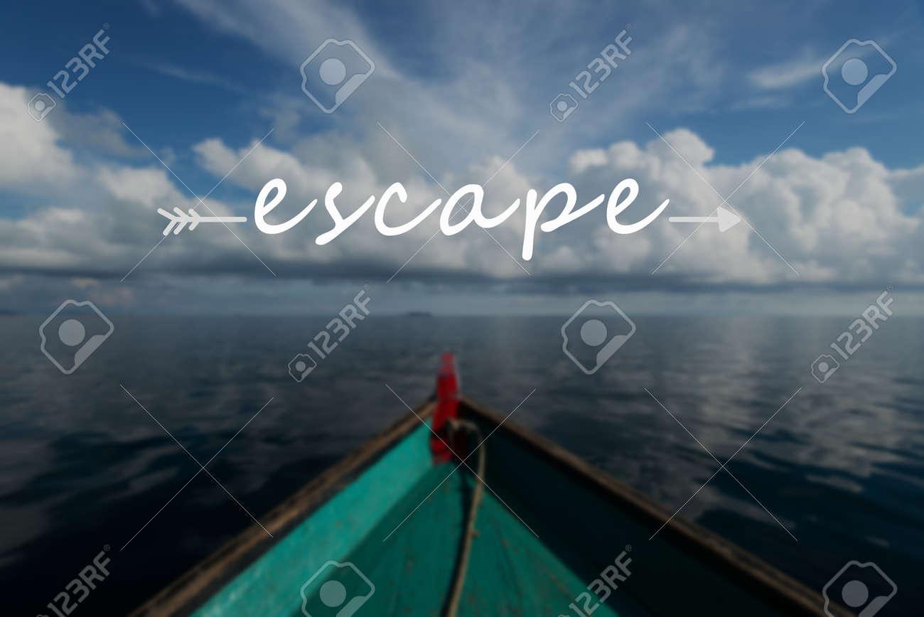 Citations Inspirantes De Voyage évasion Arrière Plan De Style Rétro
