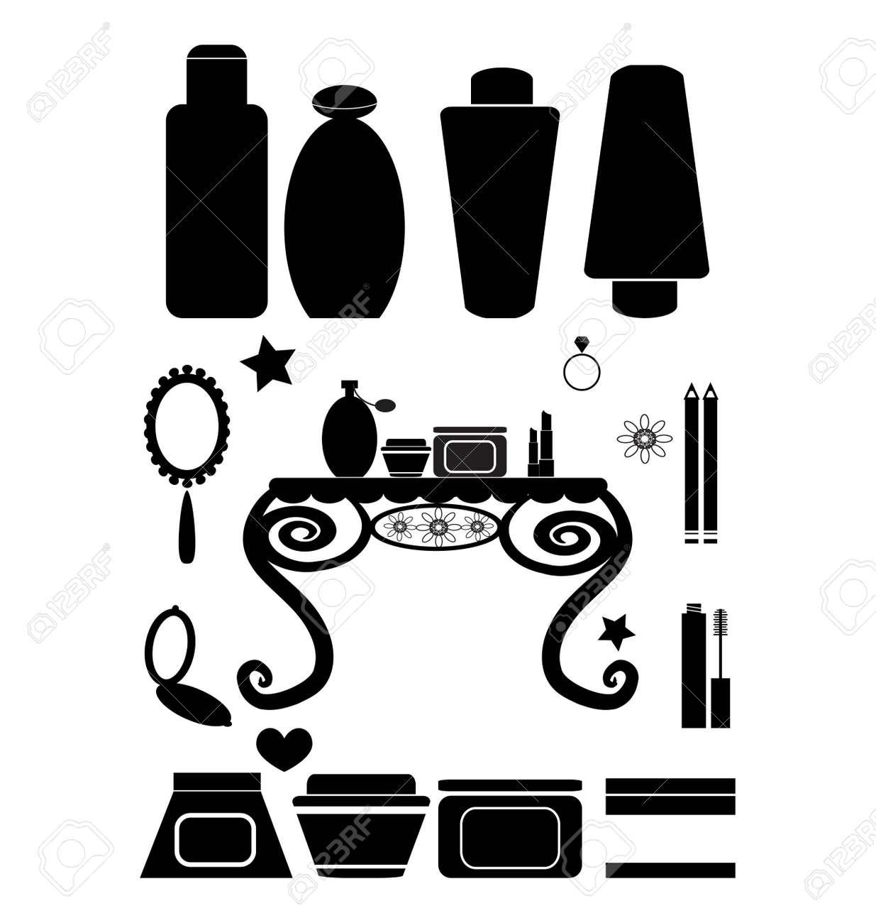Hair And Makeup Icon Makeup Perfume Hair