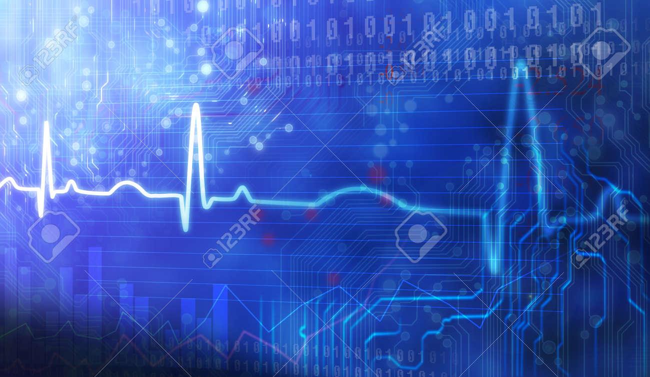 Computer designed grunge style textured medical background Stock Photo - 12938503