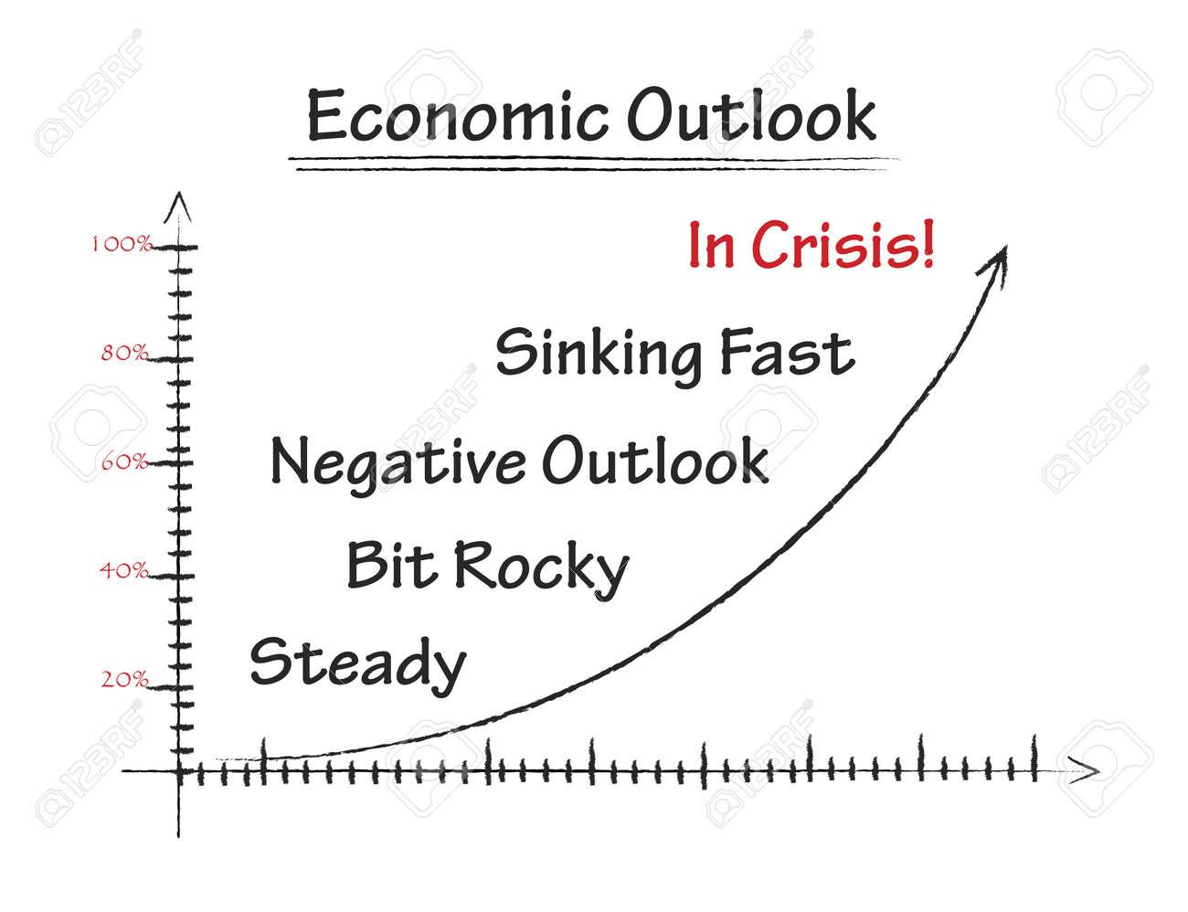 Economic Outlook Stock Photo - 14405941