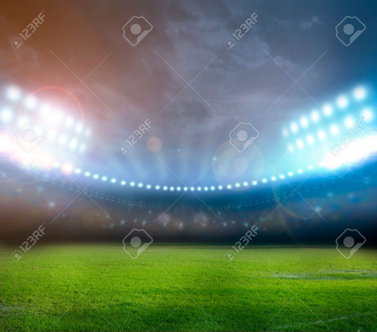 stadium lights - 29274164