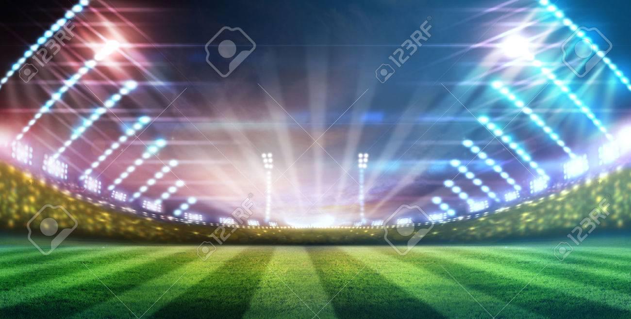 light of stadium - 32827910