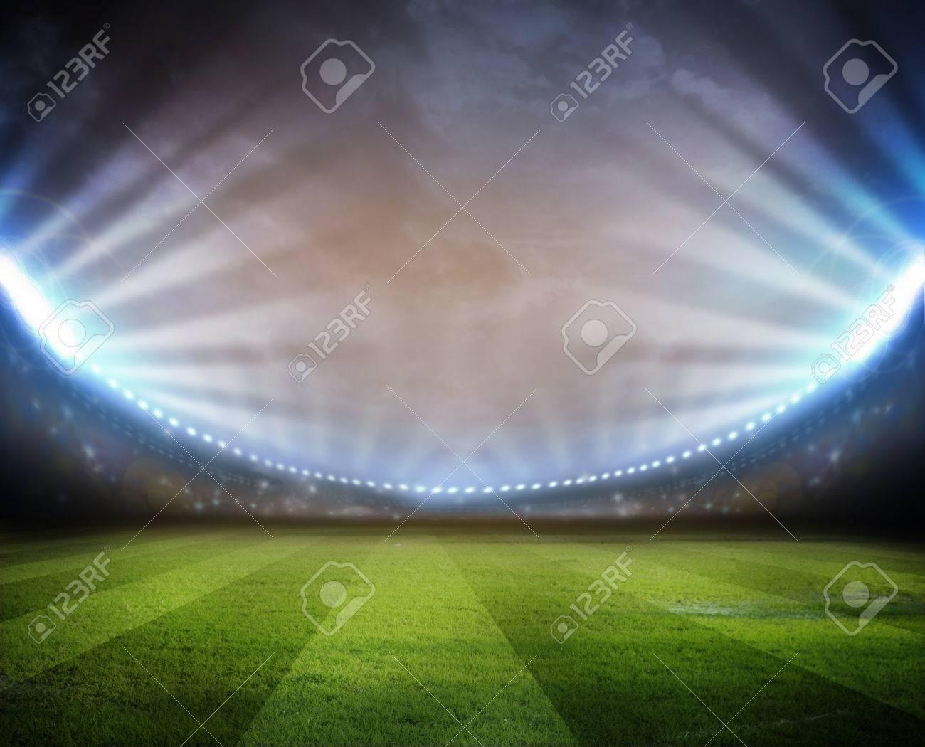 Stadium Lights - 32841379