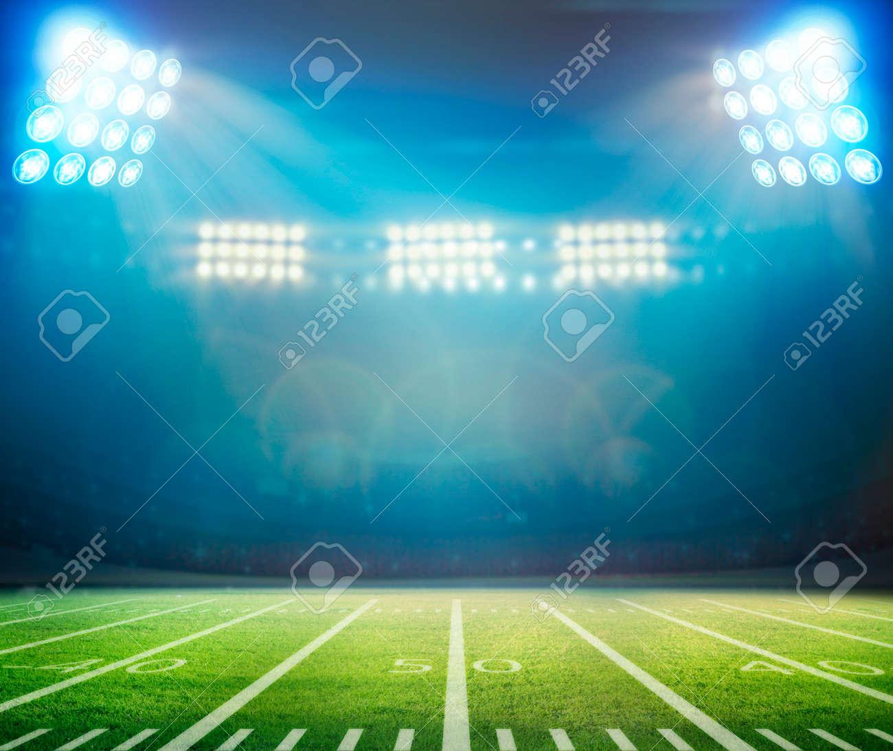 light of stadium - 32843721