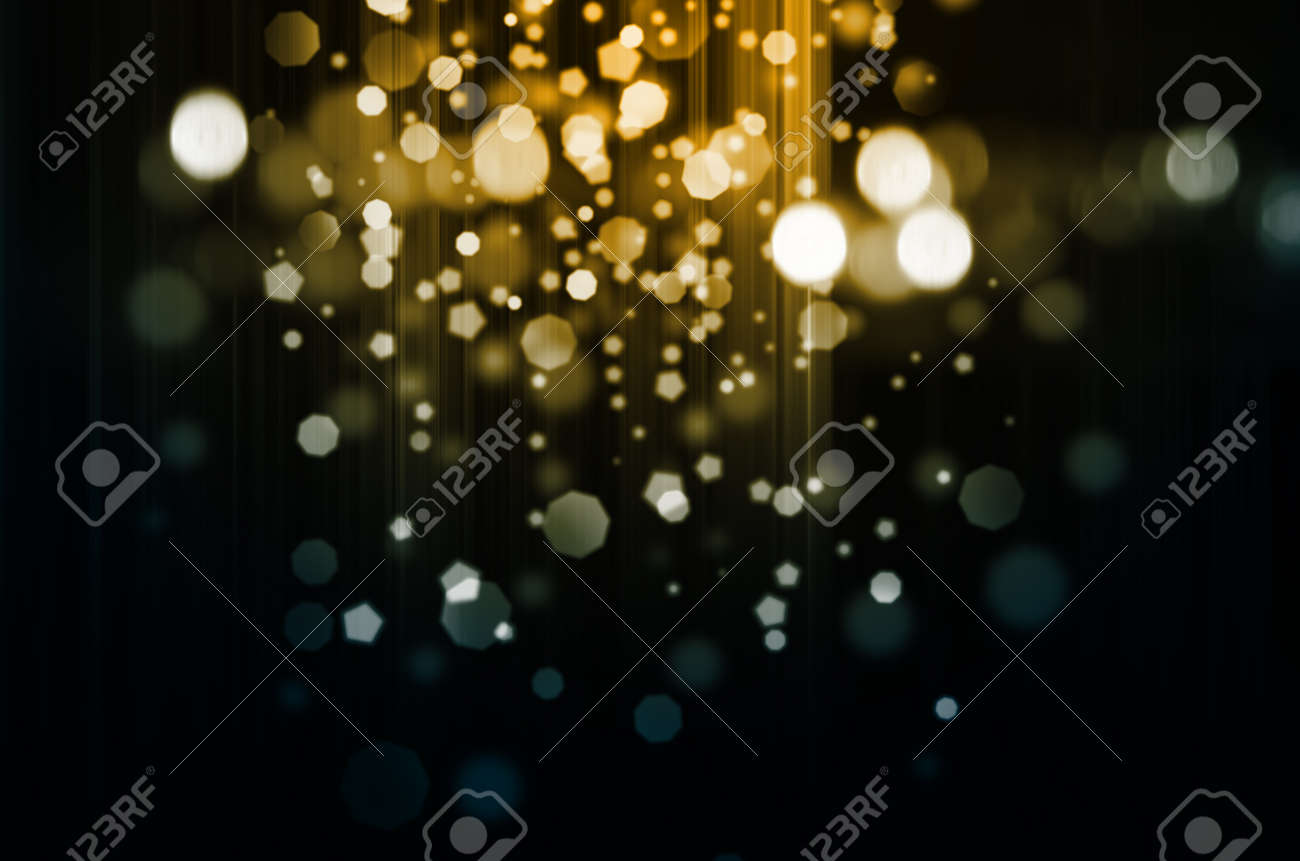 separation shoes 8906d a9b30 Gold christmas lights background
