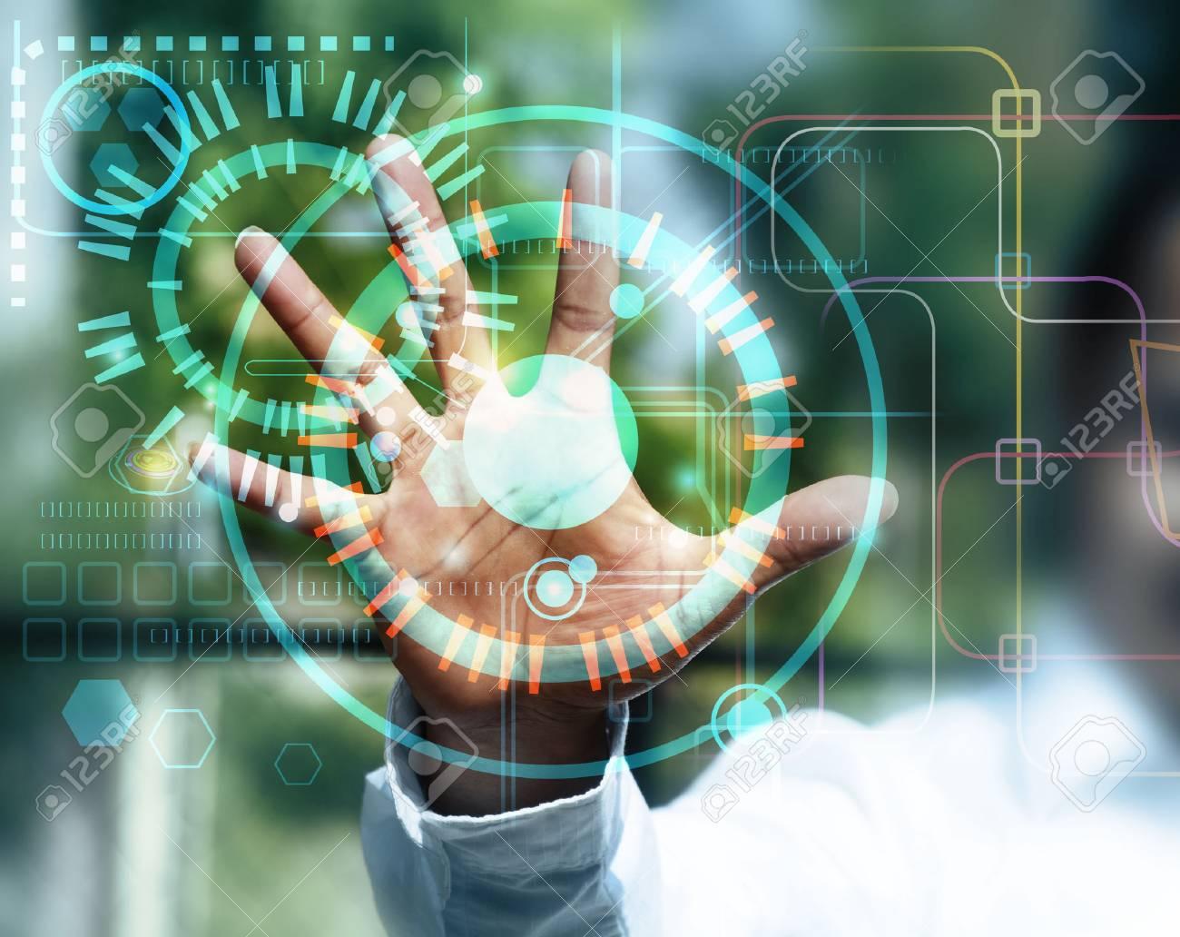 touch screen technology - 37919806