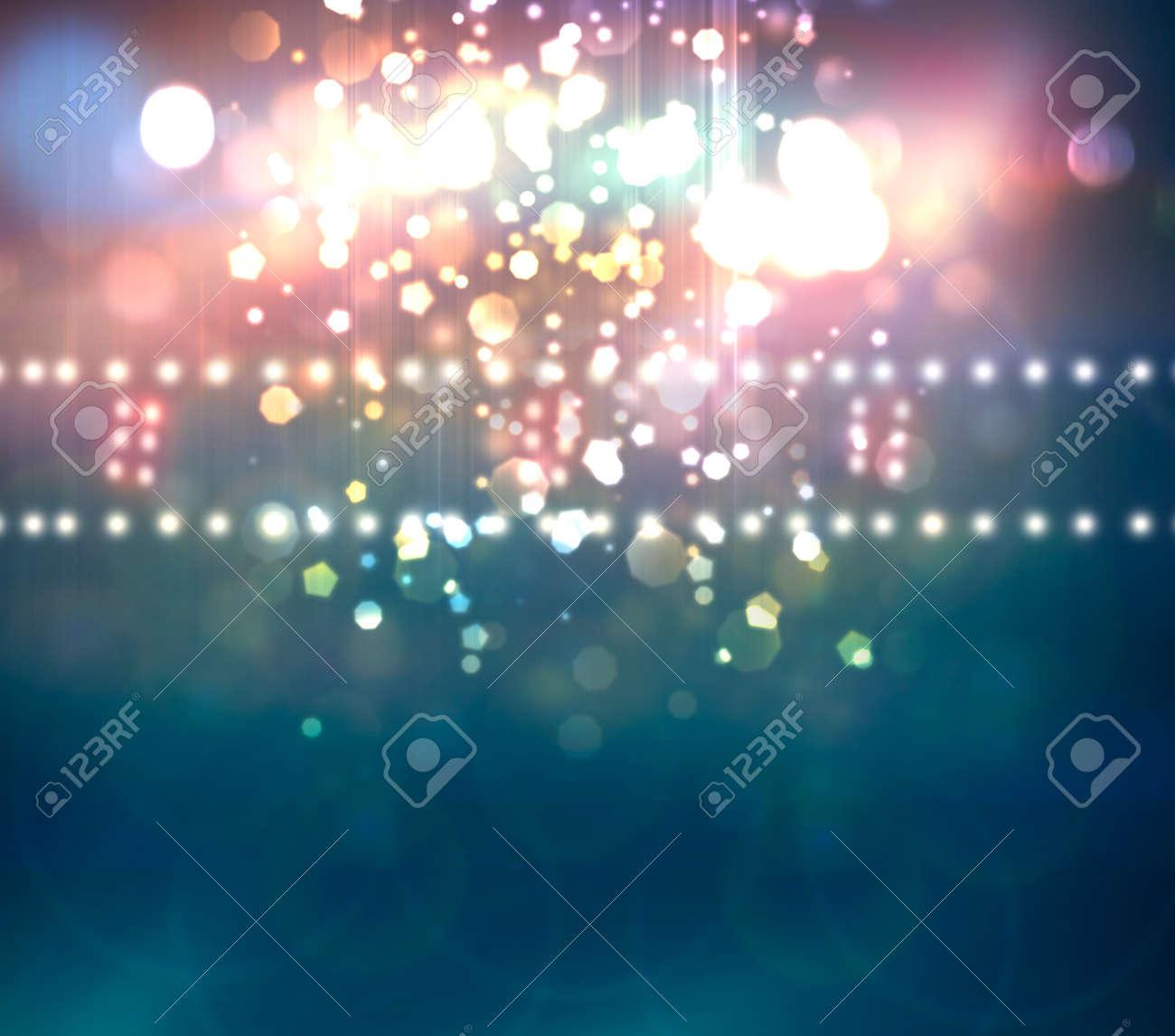 concert light show, Stage lights - 37920209