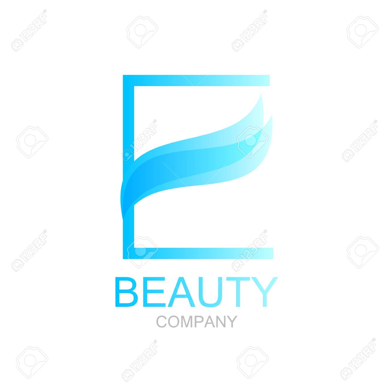 Abstract letter e logo design template with beauty spa salons abstract letter e logo design template with beauty spa salons yoga stock vector 84662465 thecheapjerseys Gallery