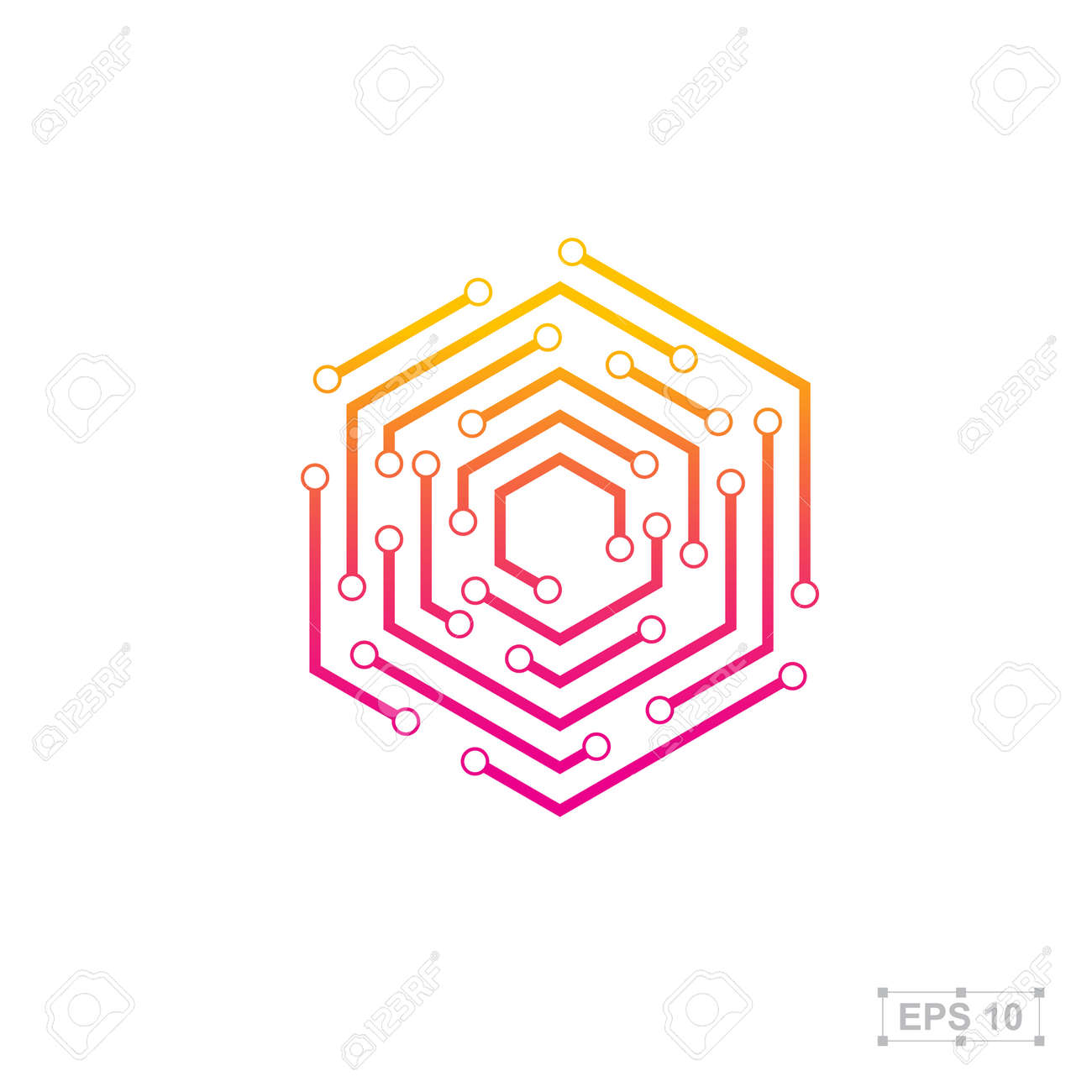 Logo,design,vector,template, Medicine, Science, Technology, Laboratory,