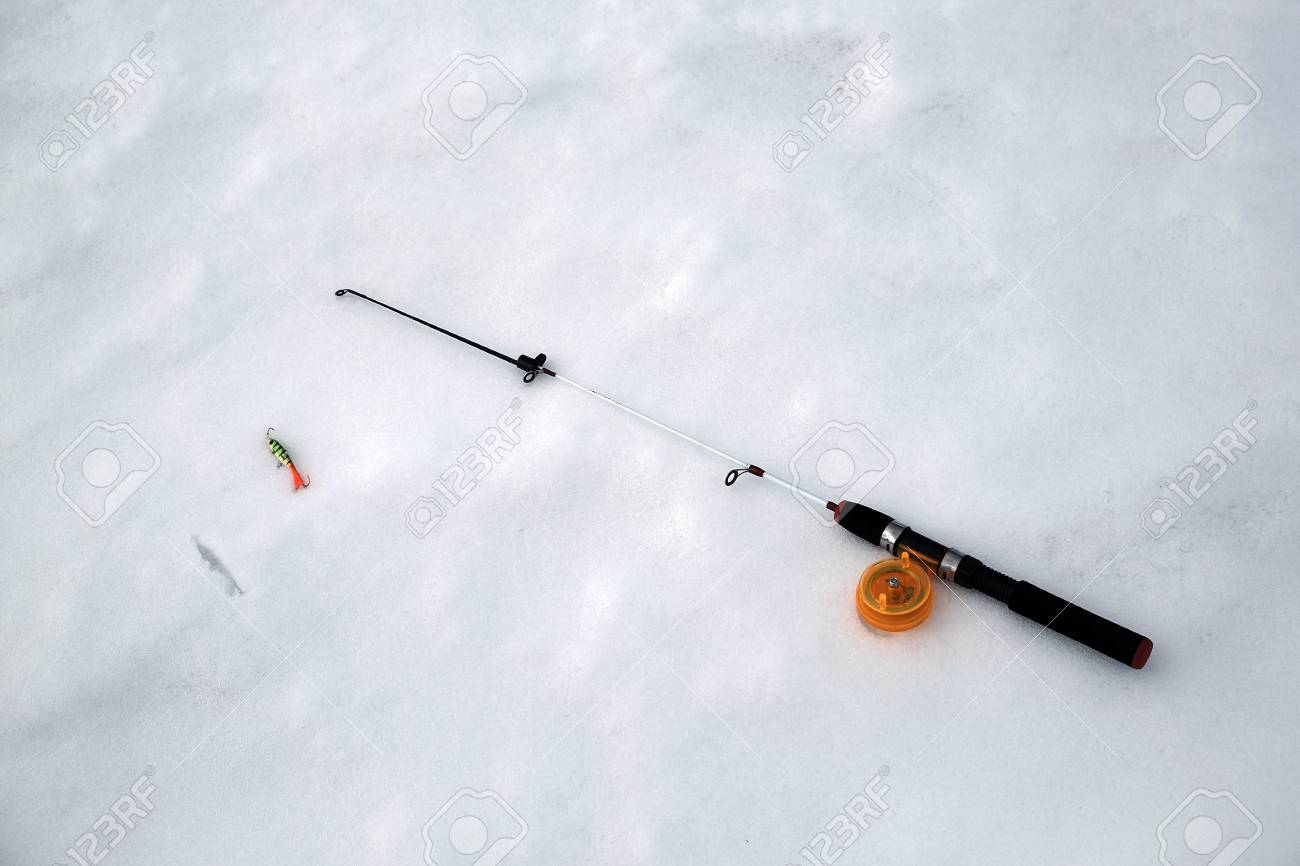 Fishing rod for winter fishing 32