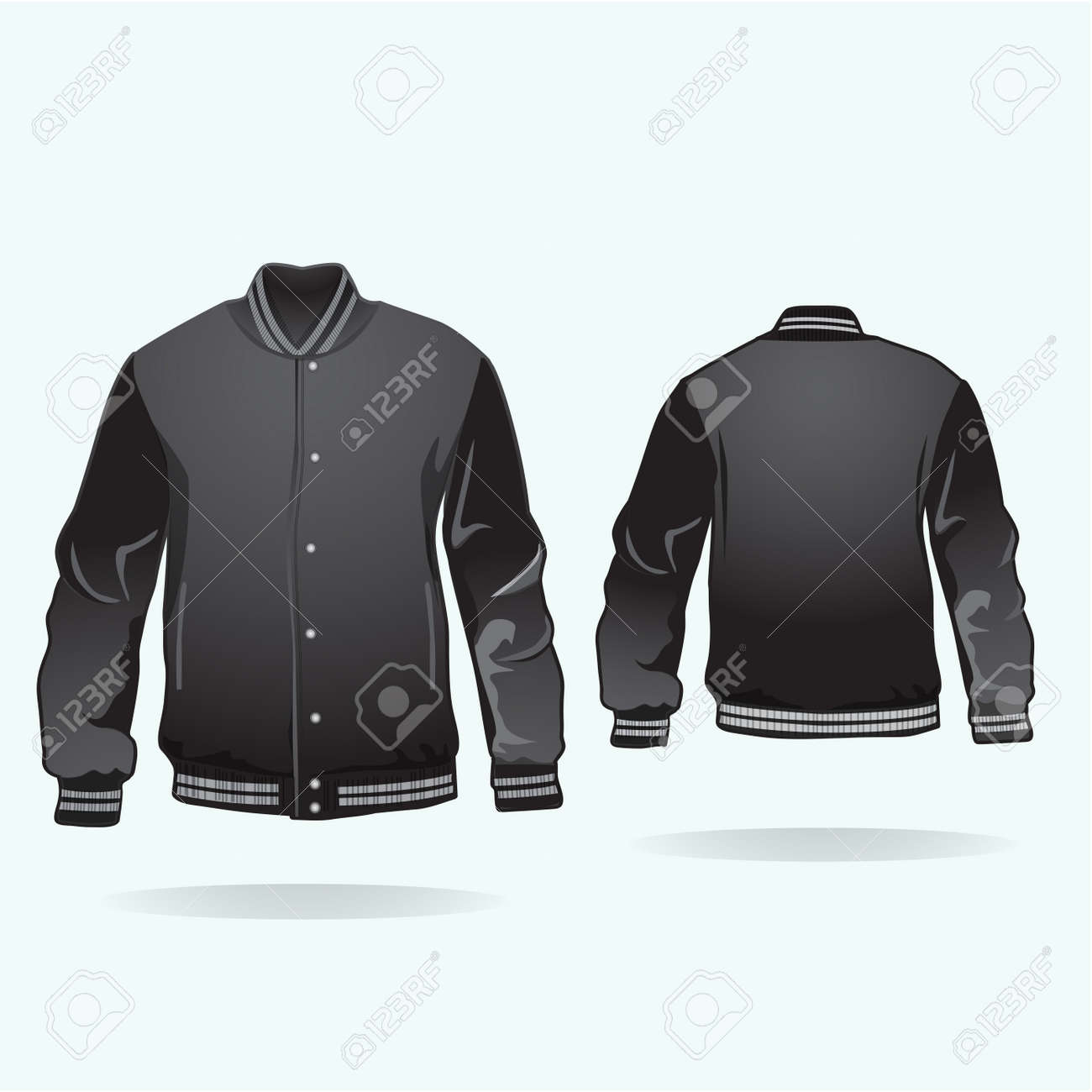 Varsity jacket. - 60617591