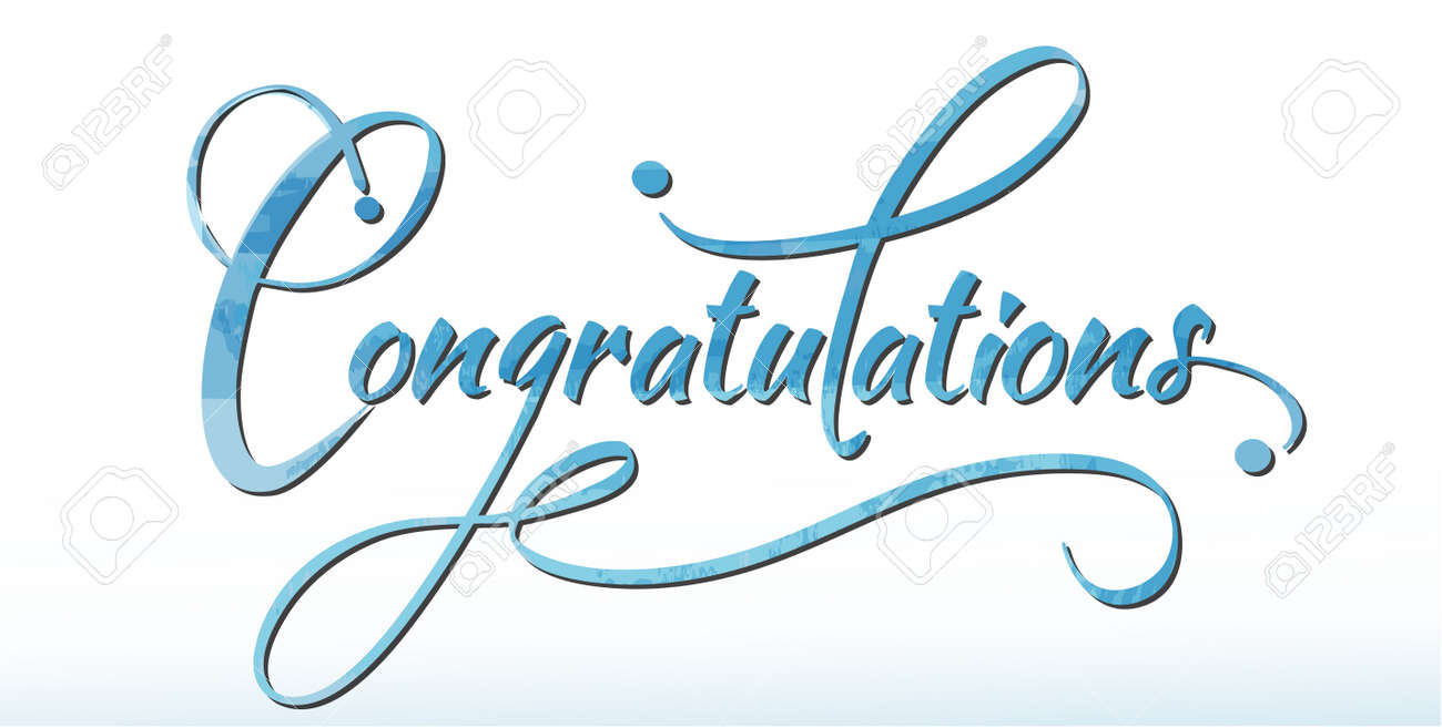 Image result for CONGRATULATIONS COLORS