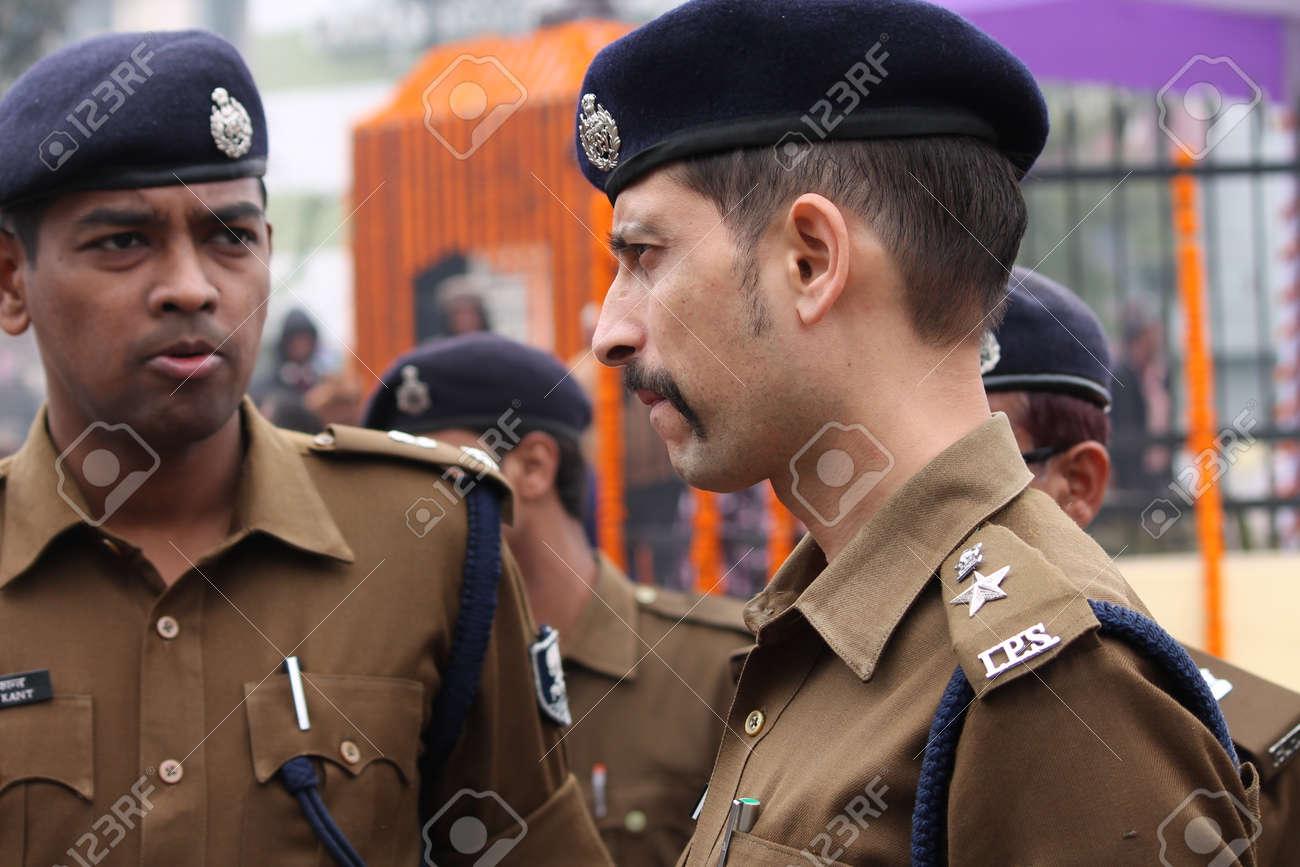 IPS Officers Bihar during the 115th birth anniversary of Netaji