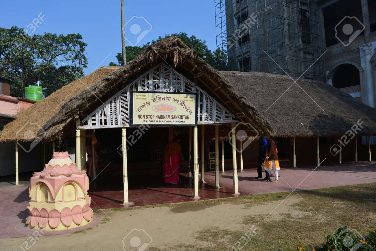 Mayapur, Nabadwip, Nadia, West Bengal  ISKCON temple and nature