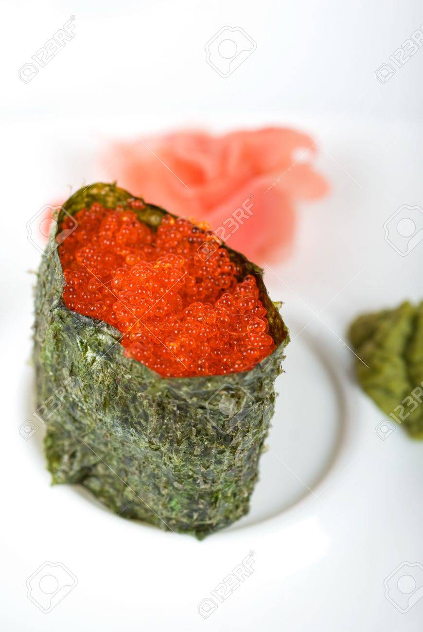 Real Flying Fish Roe