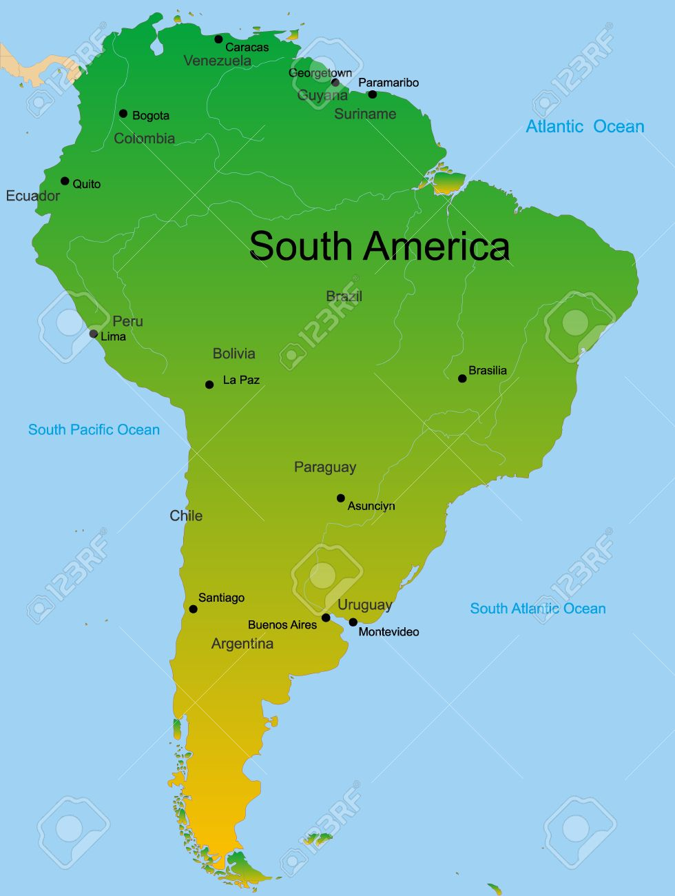 south america outline map outlibe map of south america best 25