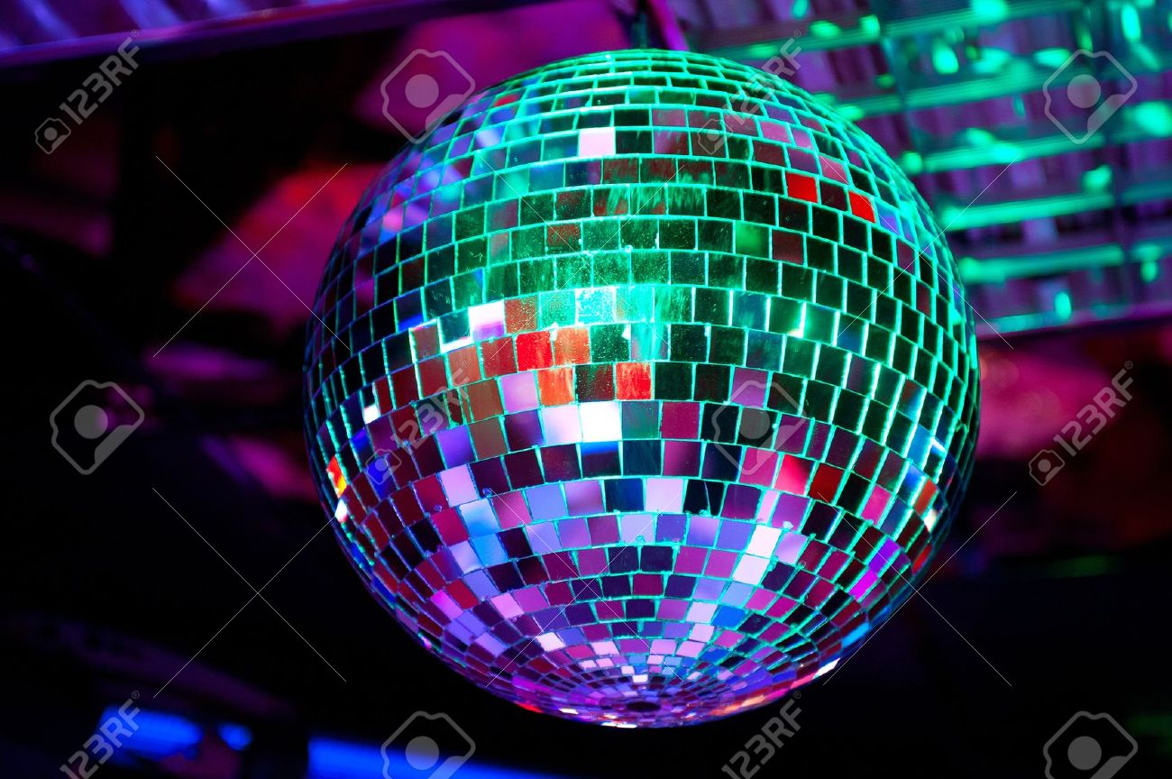 disco ball light reflection background stock photo picture and