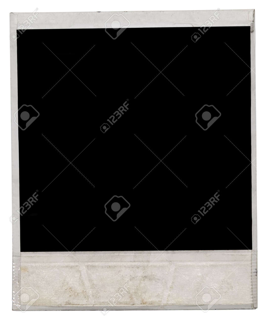 Polaroid Rahmen Isoliert Auf Weißem Lizenzfreie Fotos, Bilder Und ...
