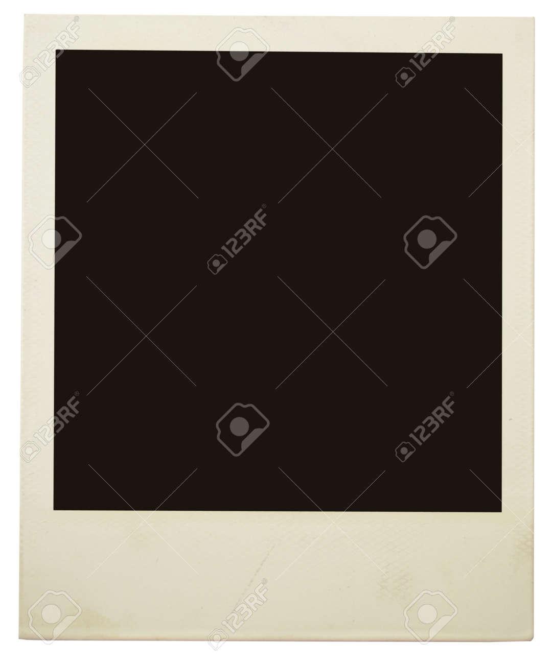 photo frame isolated on white Stock Photo - 11153490