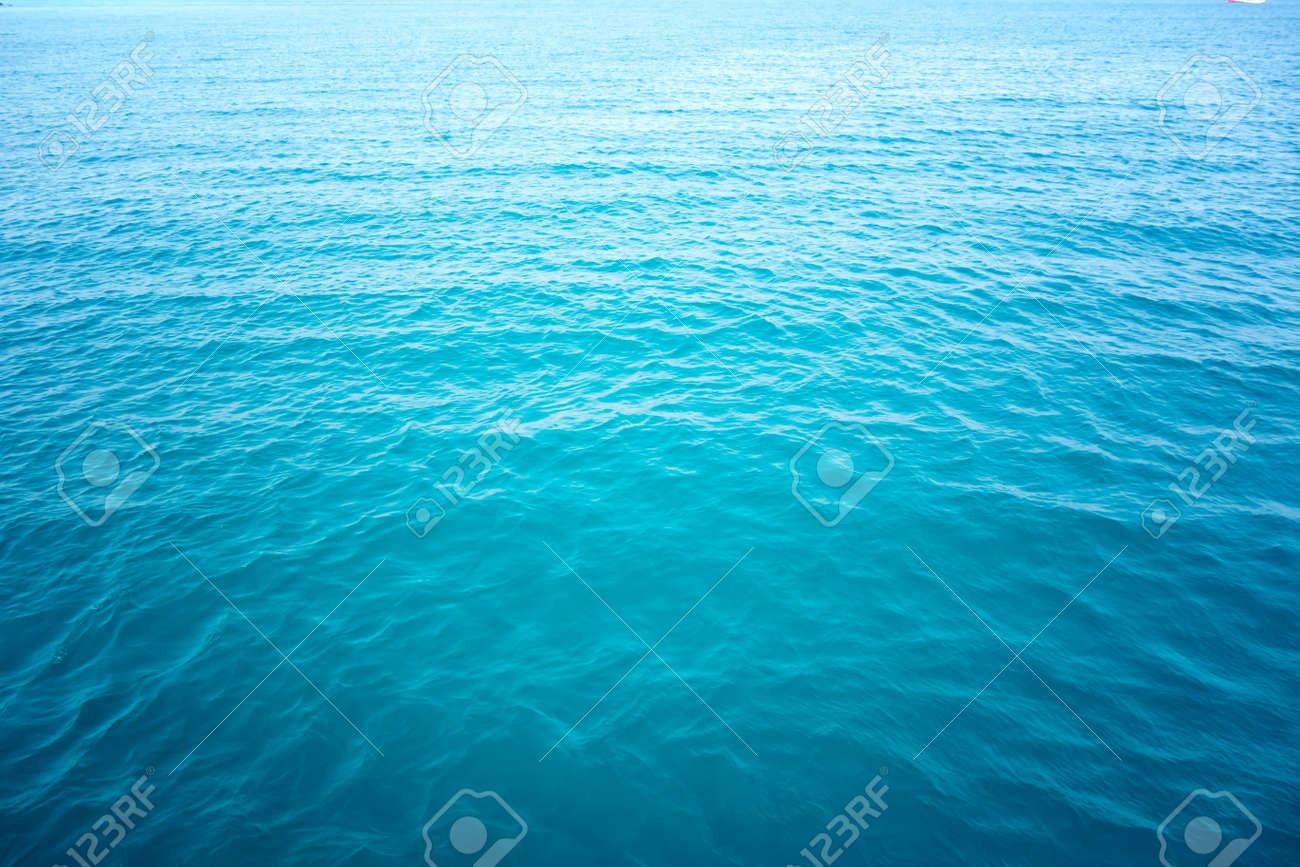 ocean water background Standard-Bild - 37599260