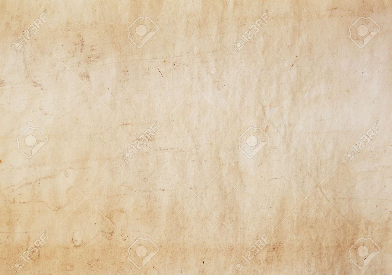 old paper texture Standard-Bild - 40453408