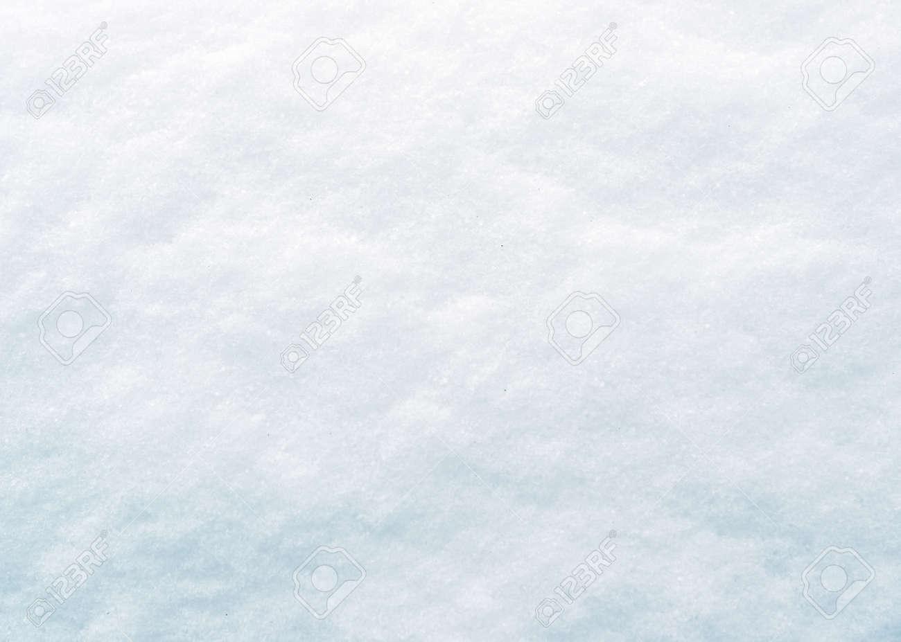 fresh snow texture Standard-Bild - 47606972