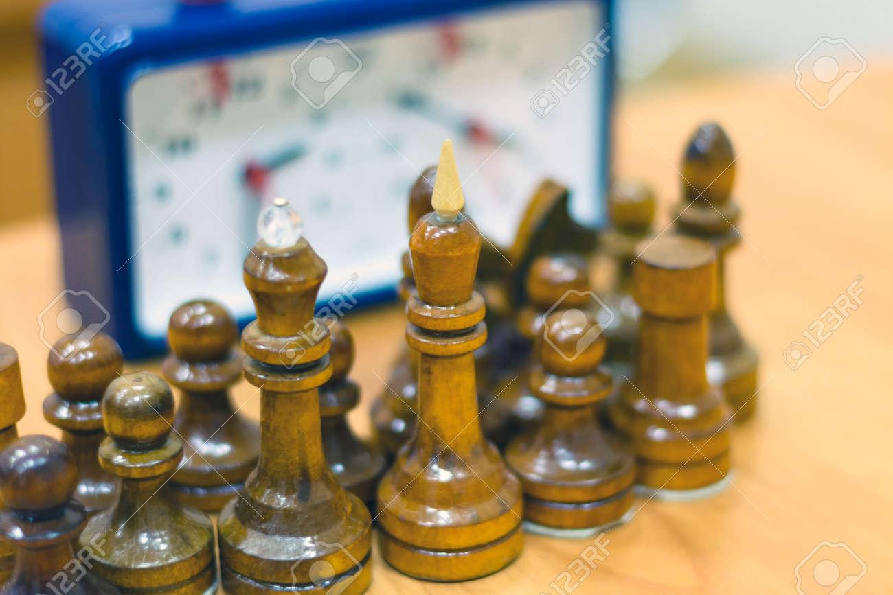 Torneo De Ajedrez Parte Del Campeonato De Inteligencia La