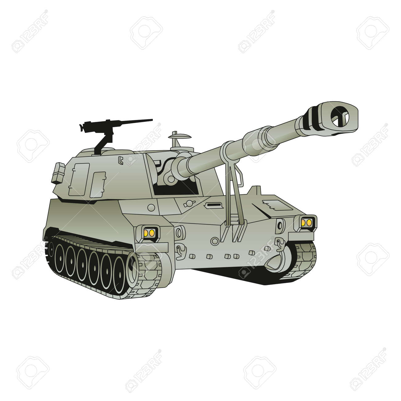 tank isolated on white background vector military machine tank royalty free cliparts vectors and stock illustration image 143518270 123rf com