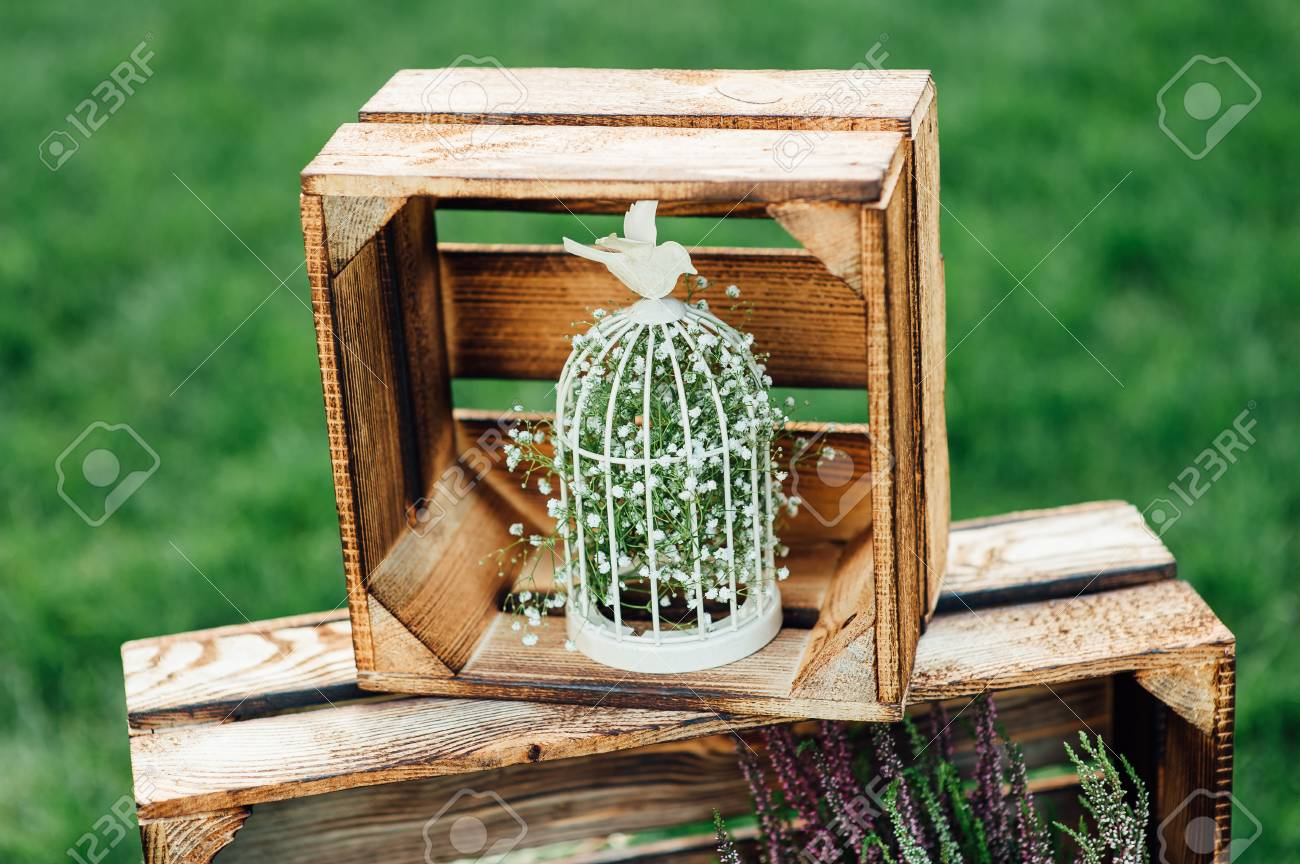Rustic wedding outdoor photo zone hand made wedding decorations rustic wedding outdoor photo zone hand made wedding decorations includes wooden boxes flowers and junglespirit Choice Image
