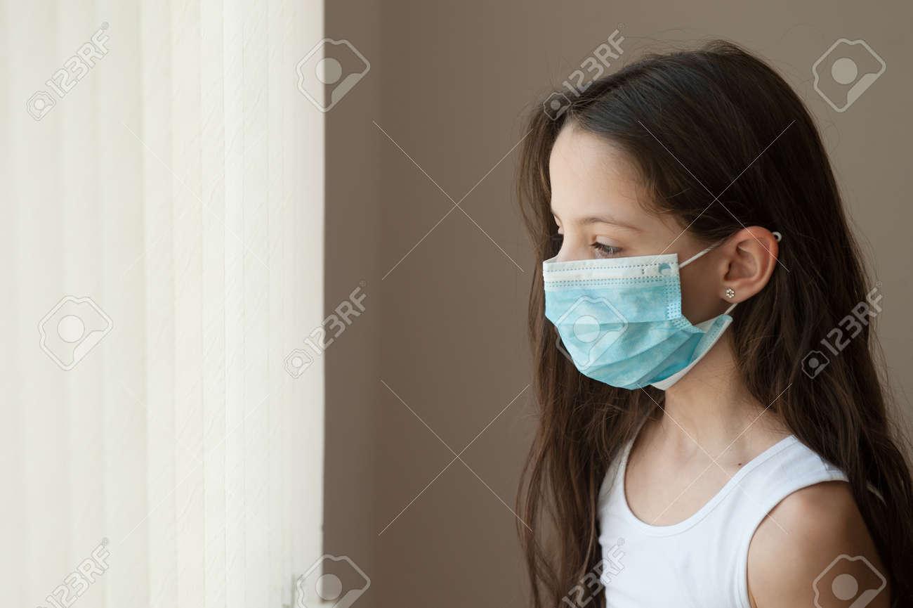 masque bacterie enfant