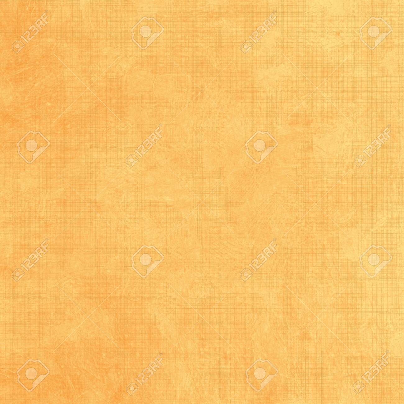 yellow canvas paper background texture vintage - 132056958