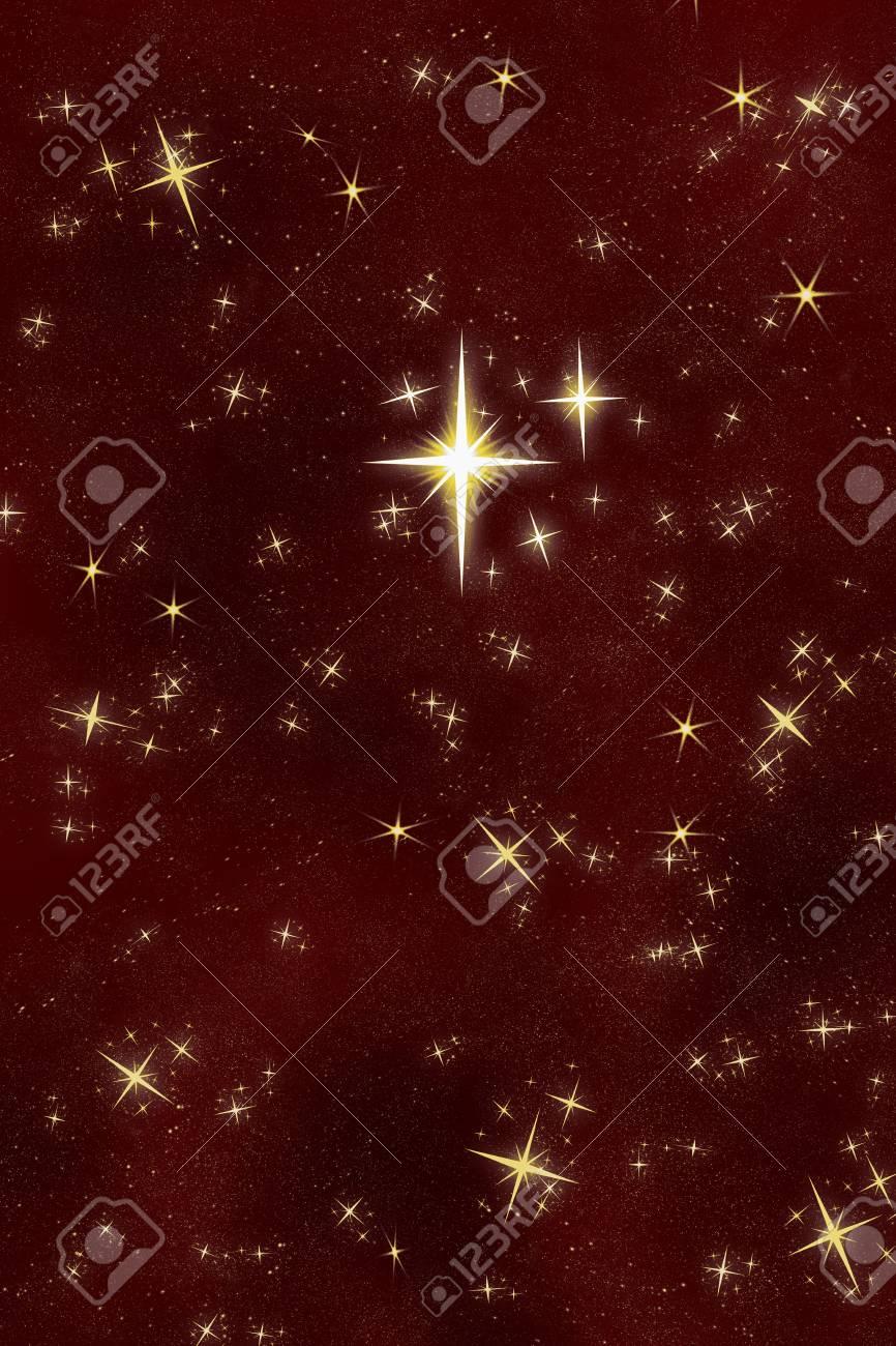 big bright and beautiful wishing or christmas star Stock Photo - 1978467