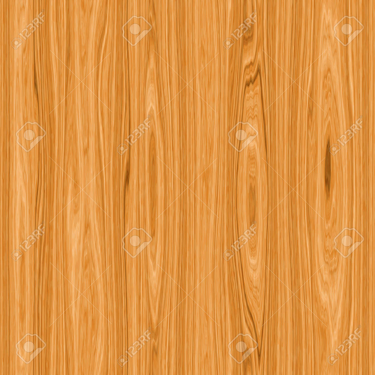 large seamless grainy wood texture background with knots Stock Photo - 2498204