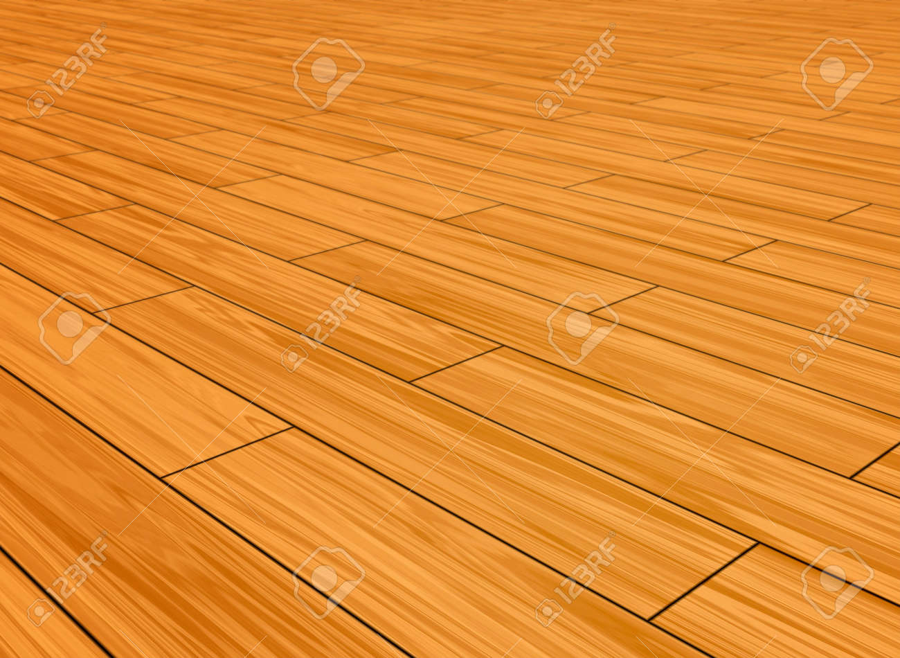 Stock Photo   Wooden Pine Laminate Floor Boards Background Image